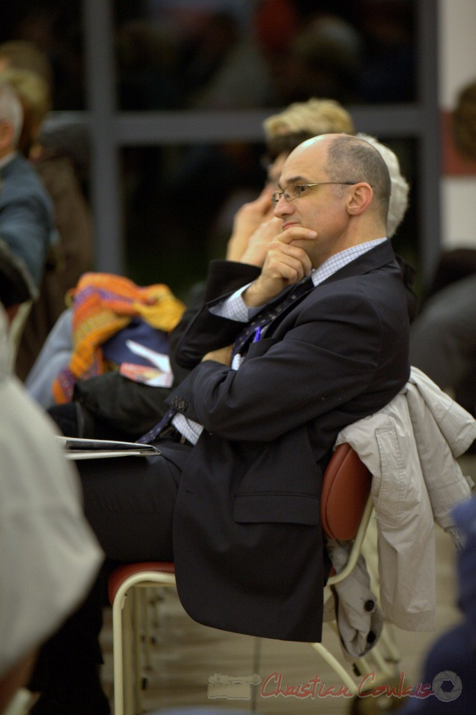 Christian Soubie, Maire de Tresses