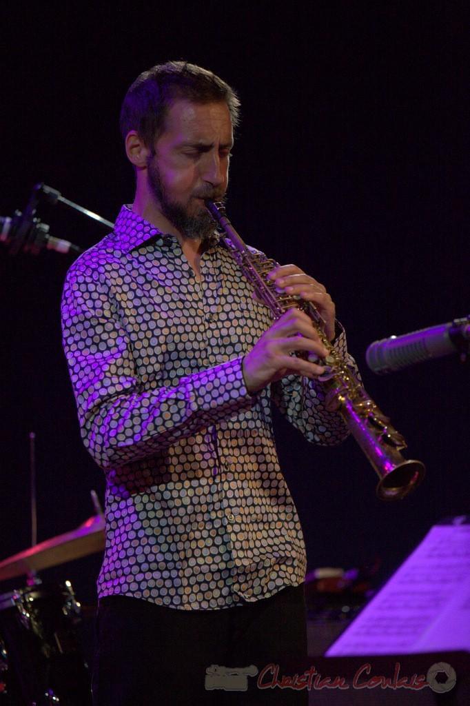 Festival JAZZ360 2015, Christophe Panzani