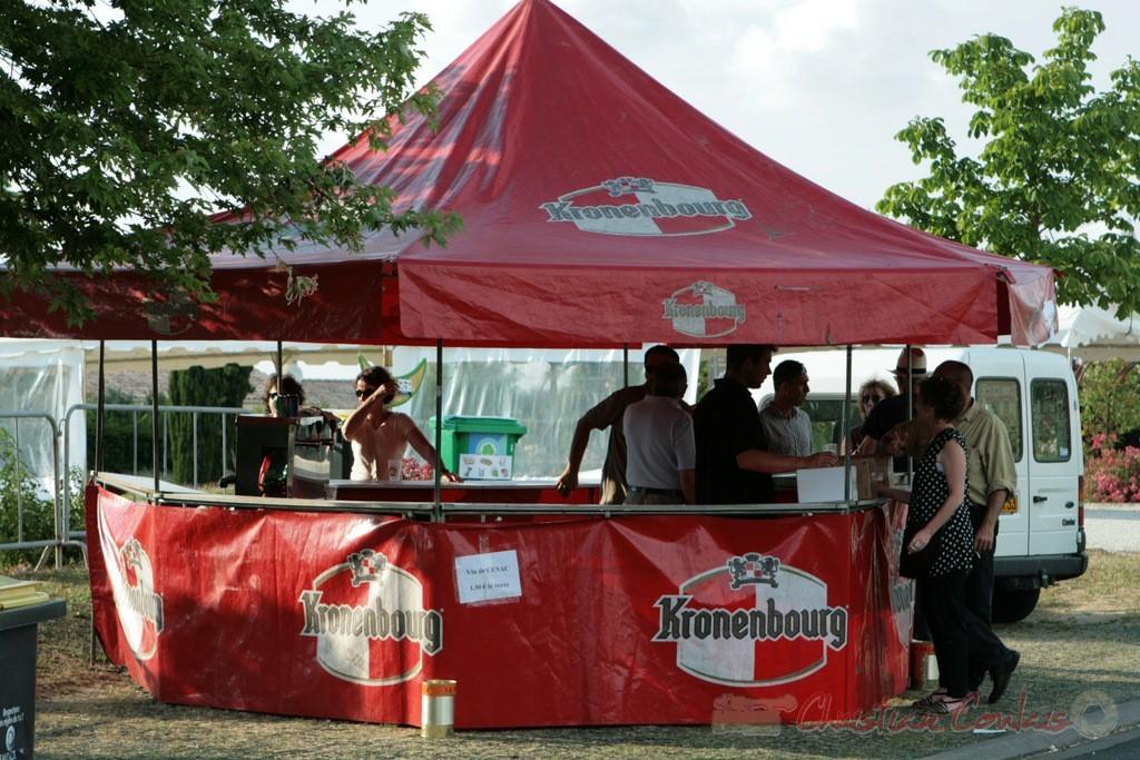 """""""Instant bière"""" Festival JAZZ360. Cénac. 05/06/2011"""