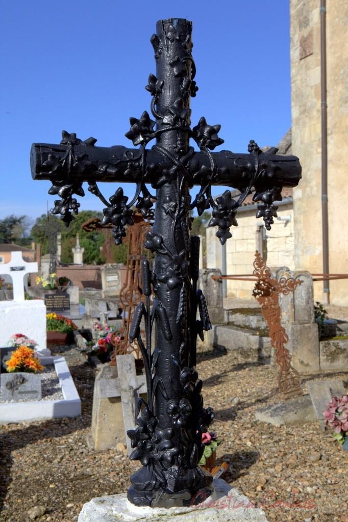 Art funéraire chrétien, Cénac, Gironde
