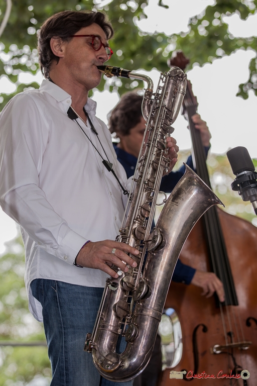 11/06/2016. Éric Séva, saxophone, clarinette, Éric Séva Quartet. Festival JAZZ360