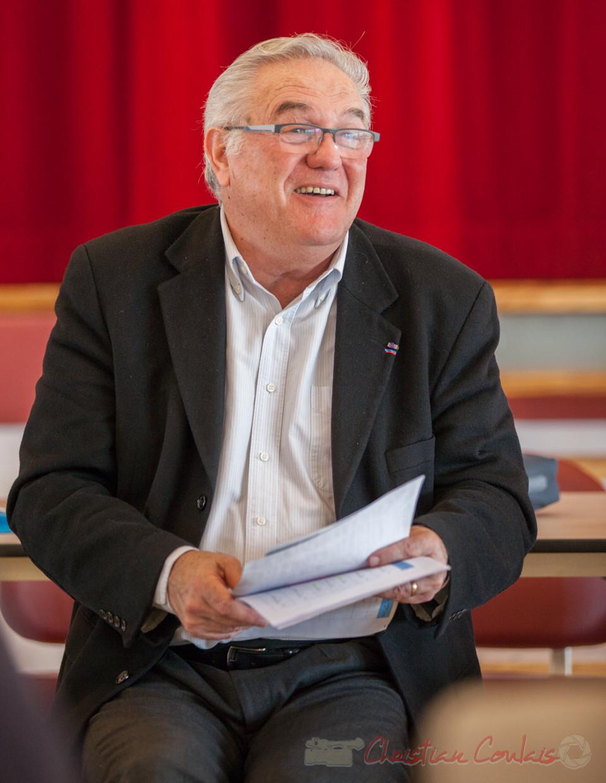 Jean-Marie Darmian, Vice-président chargé des Finances et fonds européens