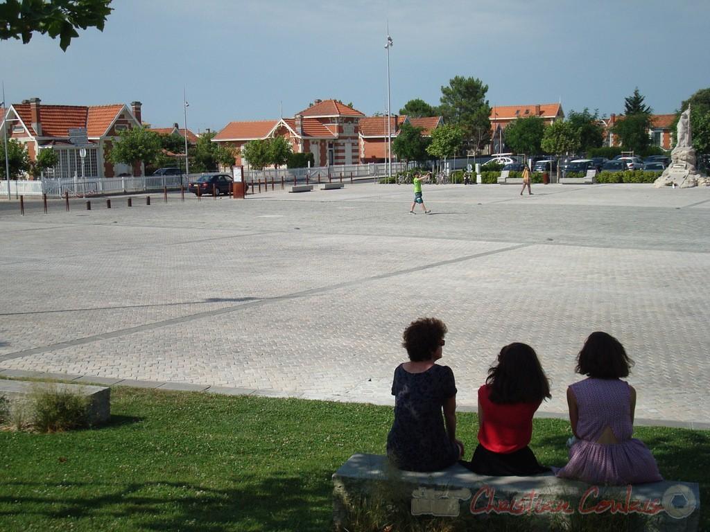 Place Aliénor d'Aquitaine, Soulac-sur-Mer