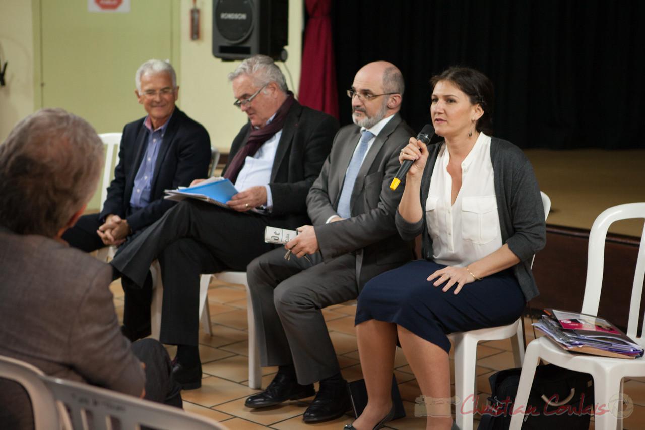 Marie-Laure Fabre-Nadler, Vice-présidente du Conseil départemental à la mobilité