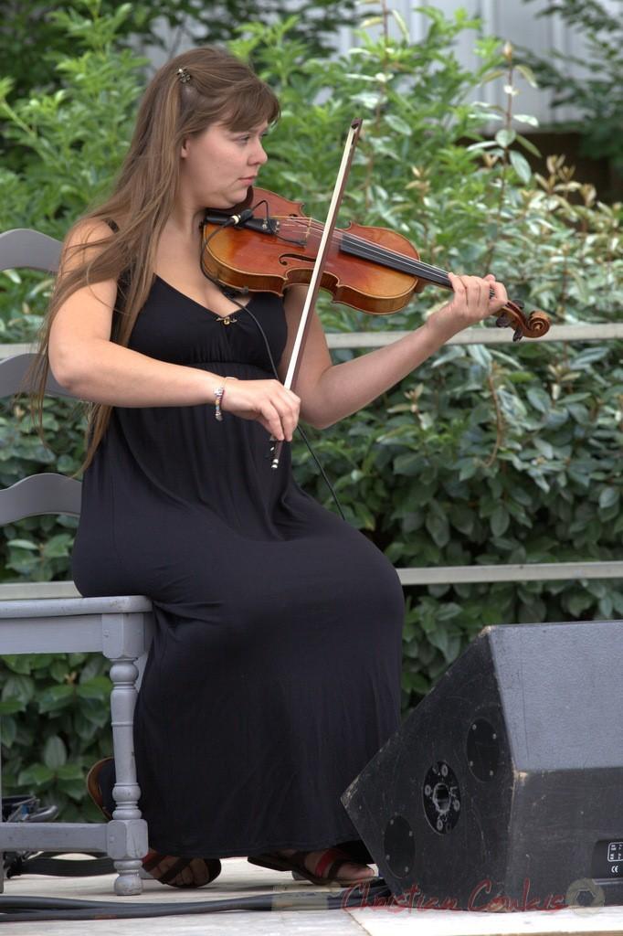 Festival JAZZ360 2015, Adèle Docherty, Züm Trio, Latresne