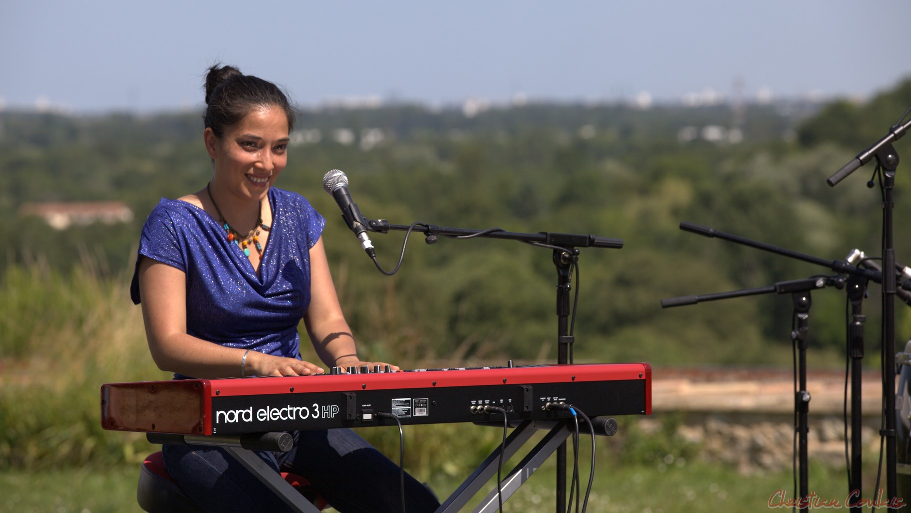 Festival JAZZ360 2014, Valérie Chane-Tef, Akoda Quintet, Quinsac