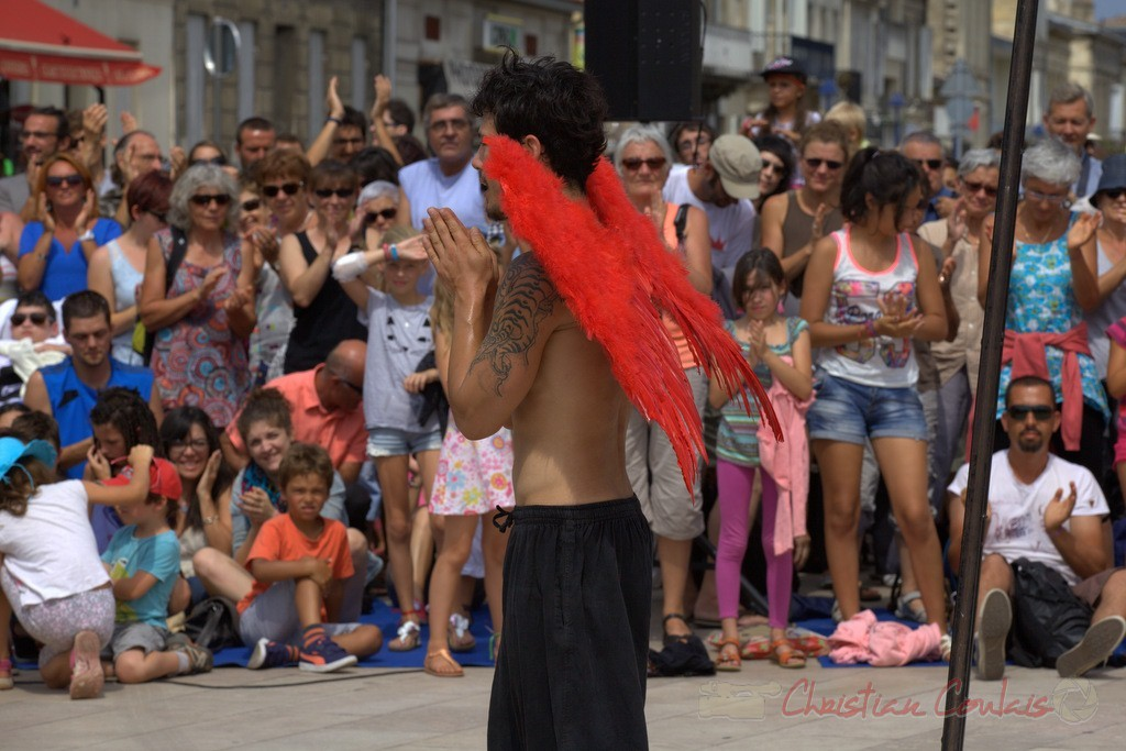 Fest'Arts 2015, Compagnie Yann Lheureux