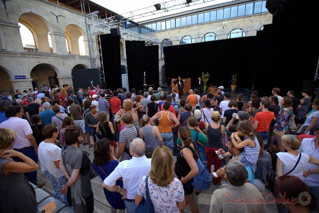 Le nom du Titre, Fest'Arts 2015, Libourne