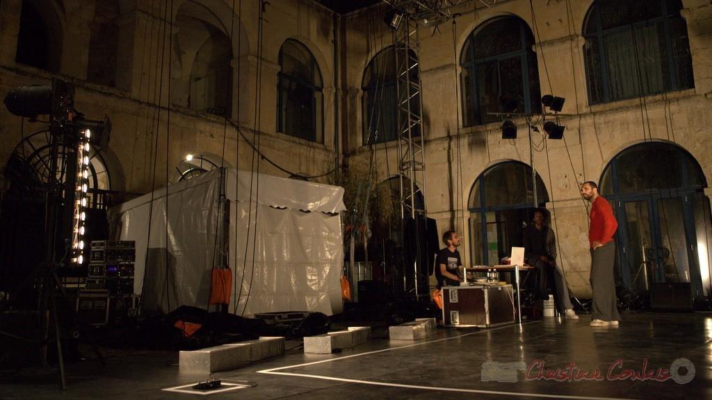 Fest'Arts Libourne, cours de la Médiathèque