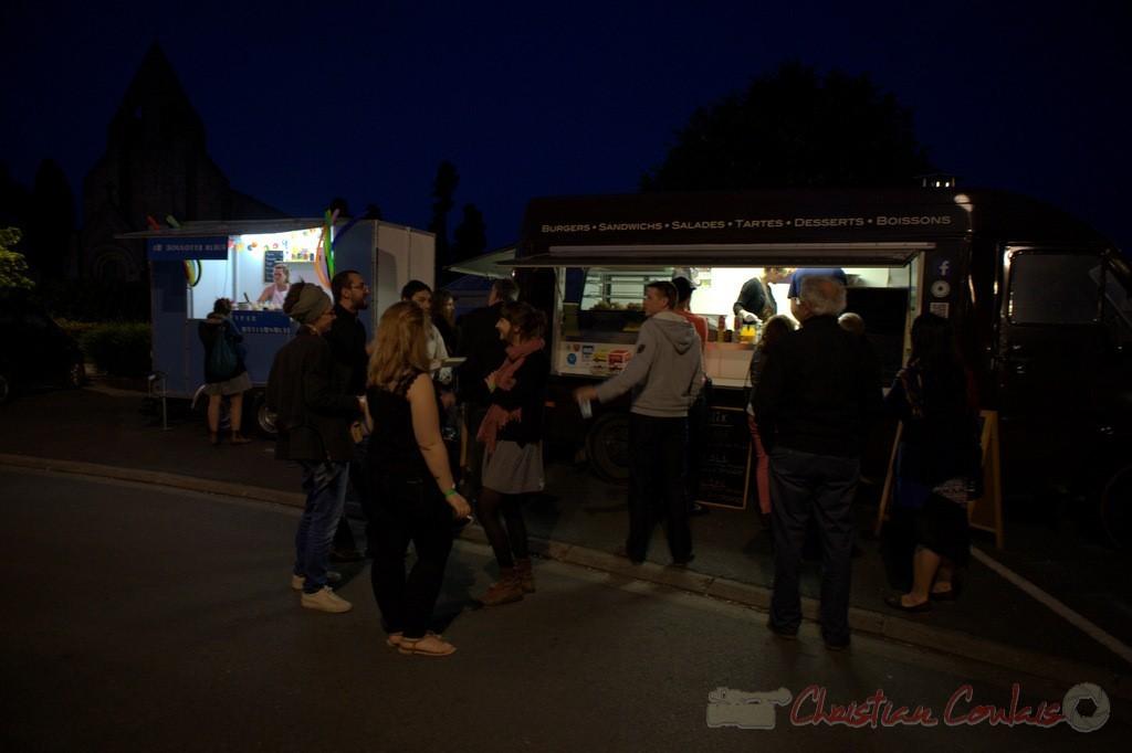 """Festival JAZZ360 2015, """"Food truck"""" et crêperie toujours en service, 12/06/2016"""