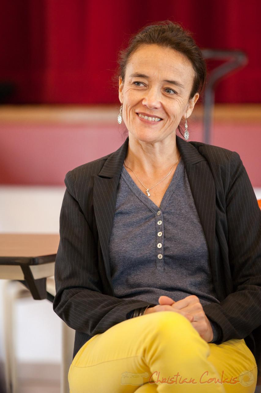 Mathilde Feld, Présidente de la CDC du Créonnais, remplaçante