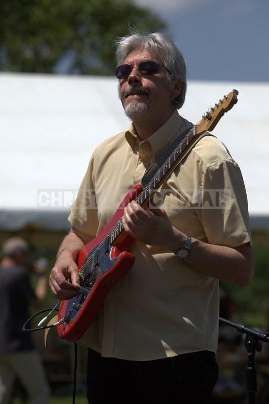Jean-Luc Peon; Mil&Zim Jazz, Festival JAZZ360 2014, Quinsac. 08/06/2014