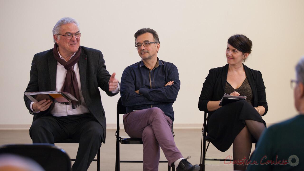 Jean-Marie Darmian, Lionel Faye, Maire de Quinsac, Anne-laure Fabre-Nadler