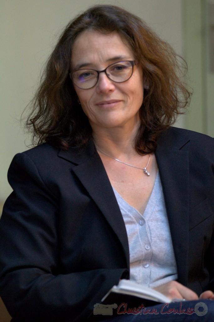 Mathilde Feld, Présidente de la C.D.C. du Créonnais