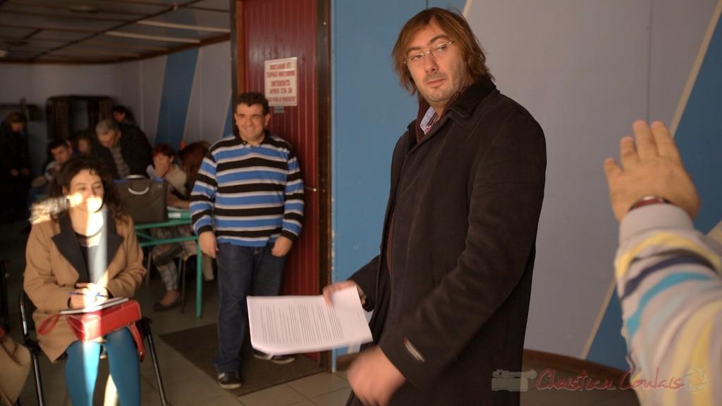 Jan-Luc delage, metteur en scène