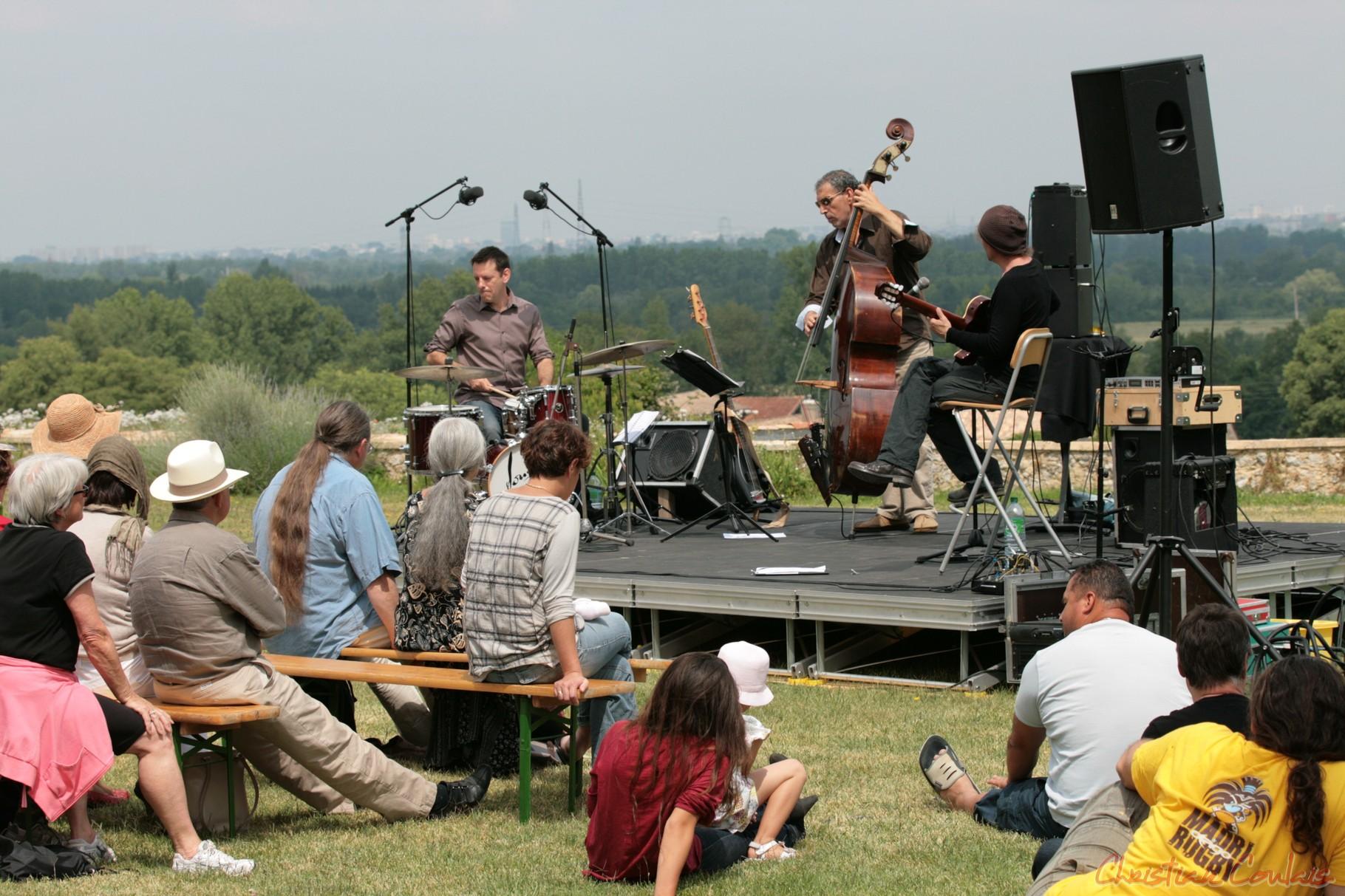 Festival JAZZ360 2011, Philippe Bayle Trio, Quinsac