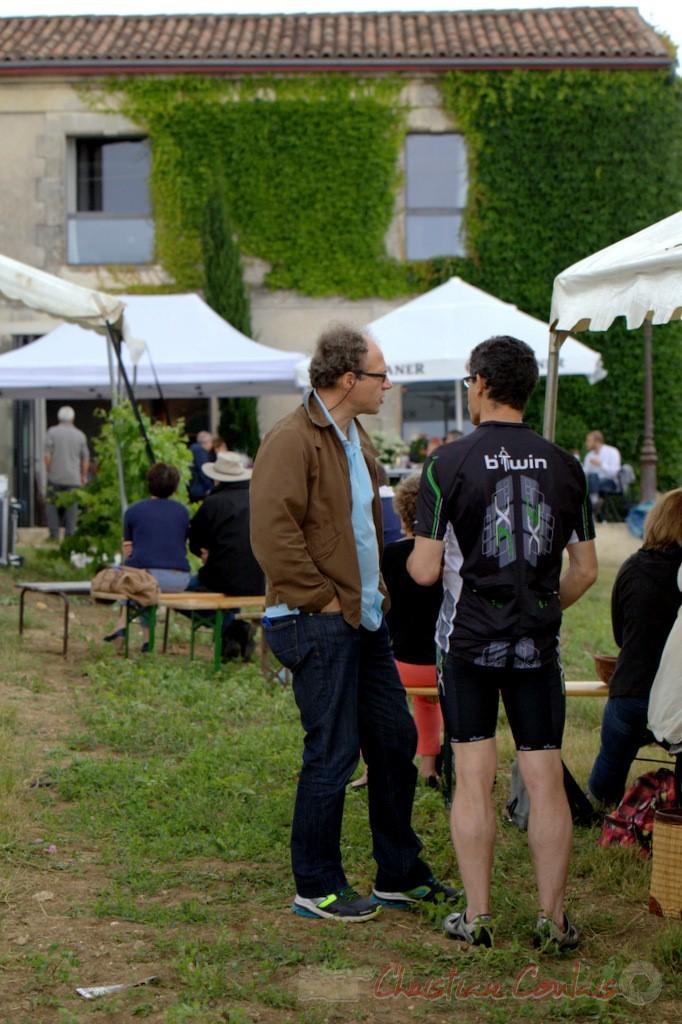 """Festival JAZZ360 2015, """"PublicS"""", Château Lestange, Quinsac. 14/06/2015"""