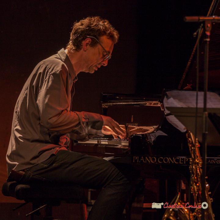 10 Pierre de Bethmann, pianiste & compositeur. Festival JAZZ360 2019, Cénac. 07/06/2019