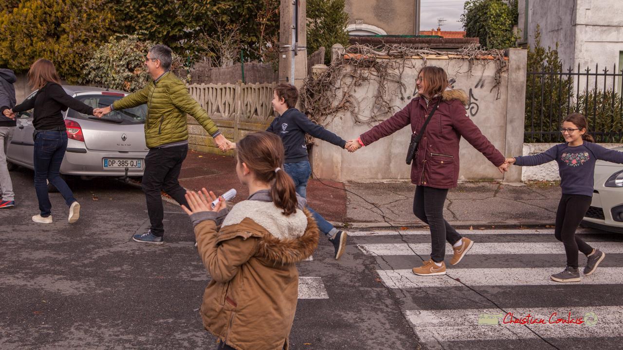 Regards en biais, Cie La Hurlante, Hors Jeu / En Jeu, Mérignac. Samedi 24 novembre 2018
