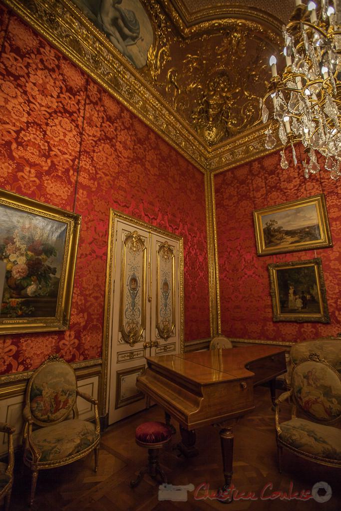 Appartements de Napoléon III, Musée du Louvre