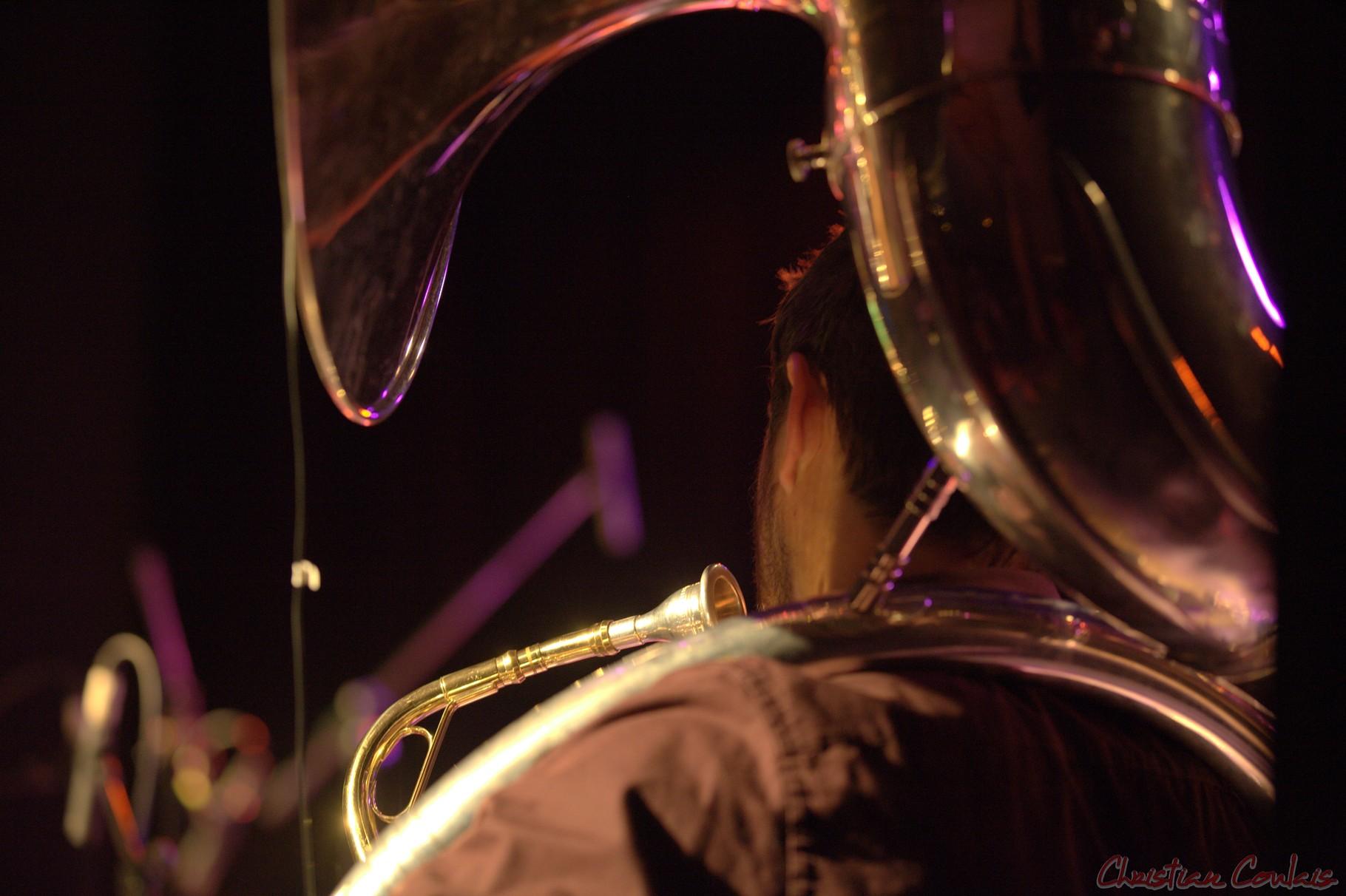 Festival JAZZ360 2012, Manguidem Taf Taf Trio, Cénac