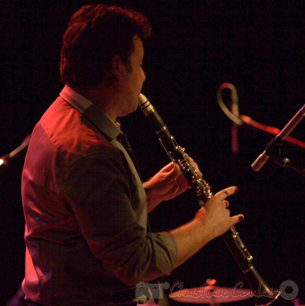 Festival JAZZ360 2013, Jérôme Gatius New Orleans Big Four