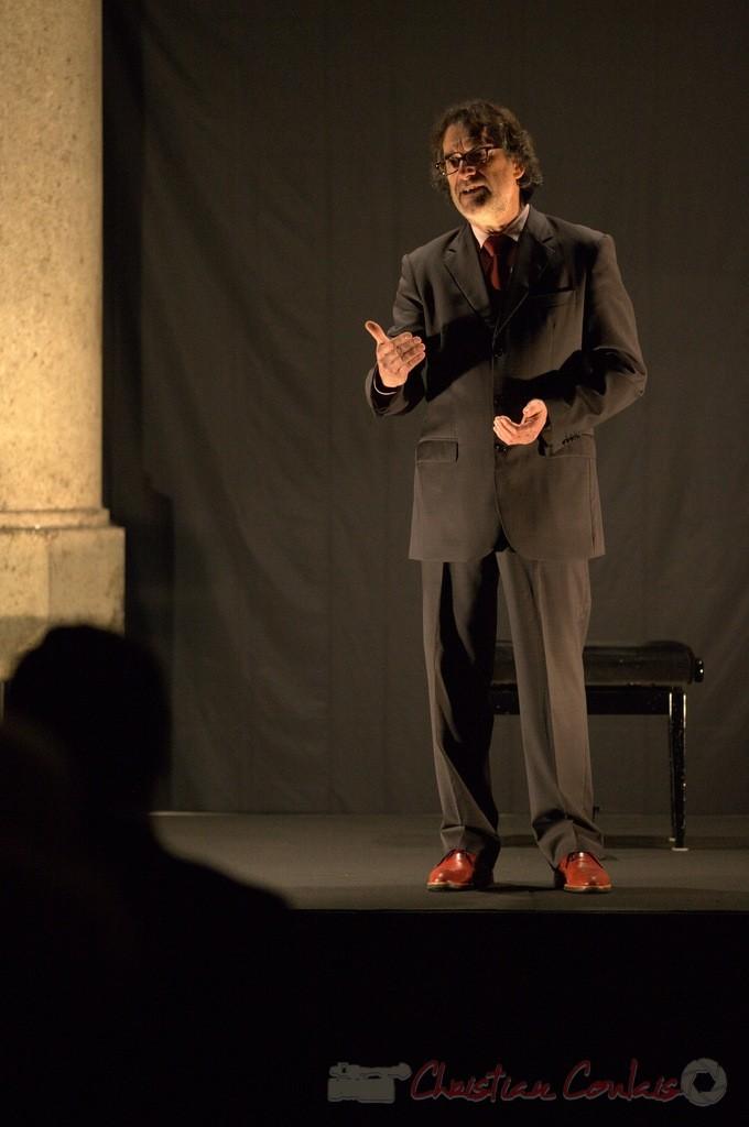 Jacques Hubert, Président des Estivales de musique en Médoc