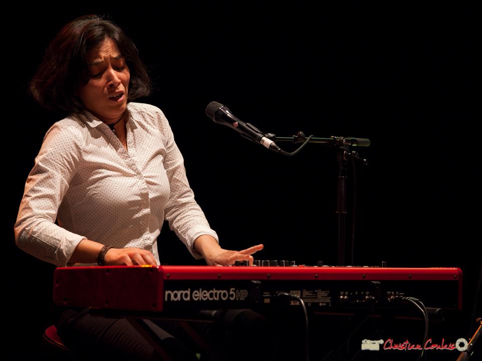 Valérie Chane-Tef, Akoda. Soirée cabaret JAZZ360, salle culturelle de Cénac. 17/03/2018