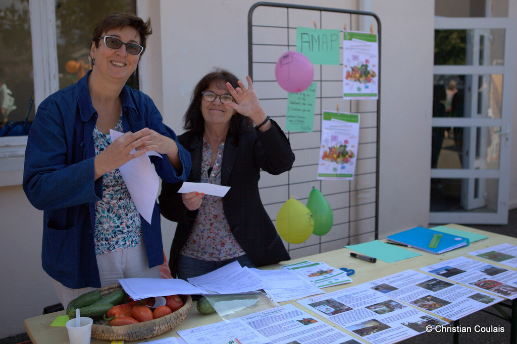 La Cueillette, forum des Associations de Camblanes-et-Meynac