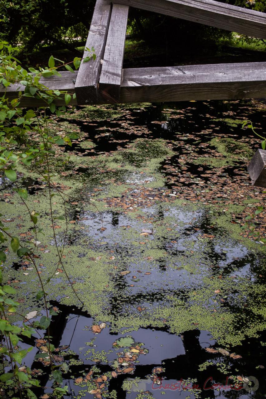 « Le jardin des nuées qui s'attardent »; Wang Shu, paysagiste; Prés du Goualoup; Domaine de Chaumont-sur-Loire
