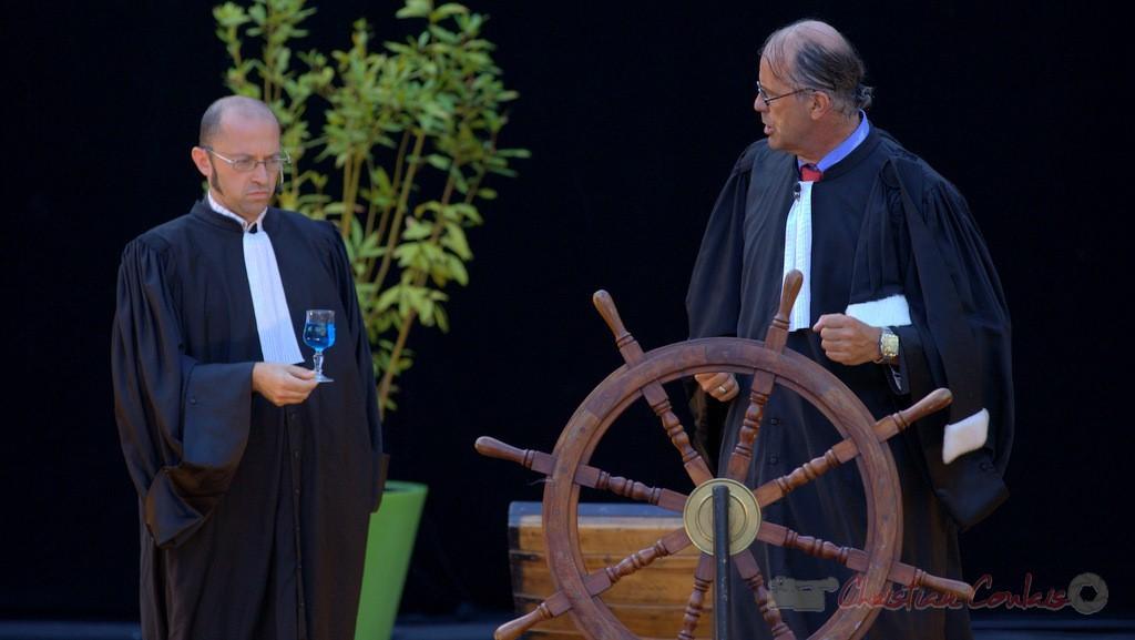 Laurent Mollat, Fred Tousch