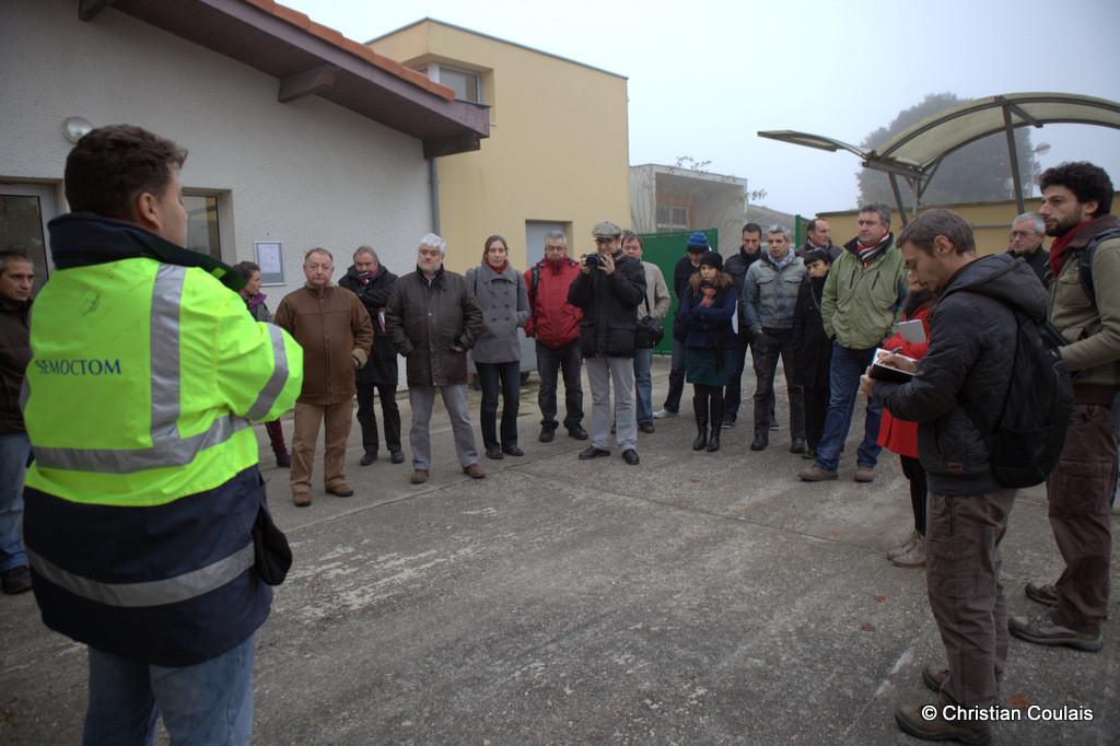 Gestion différenciée et compostage scolaire, Cénac, Gironde