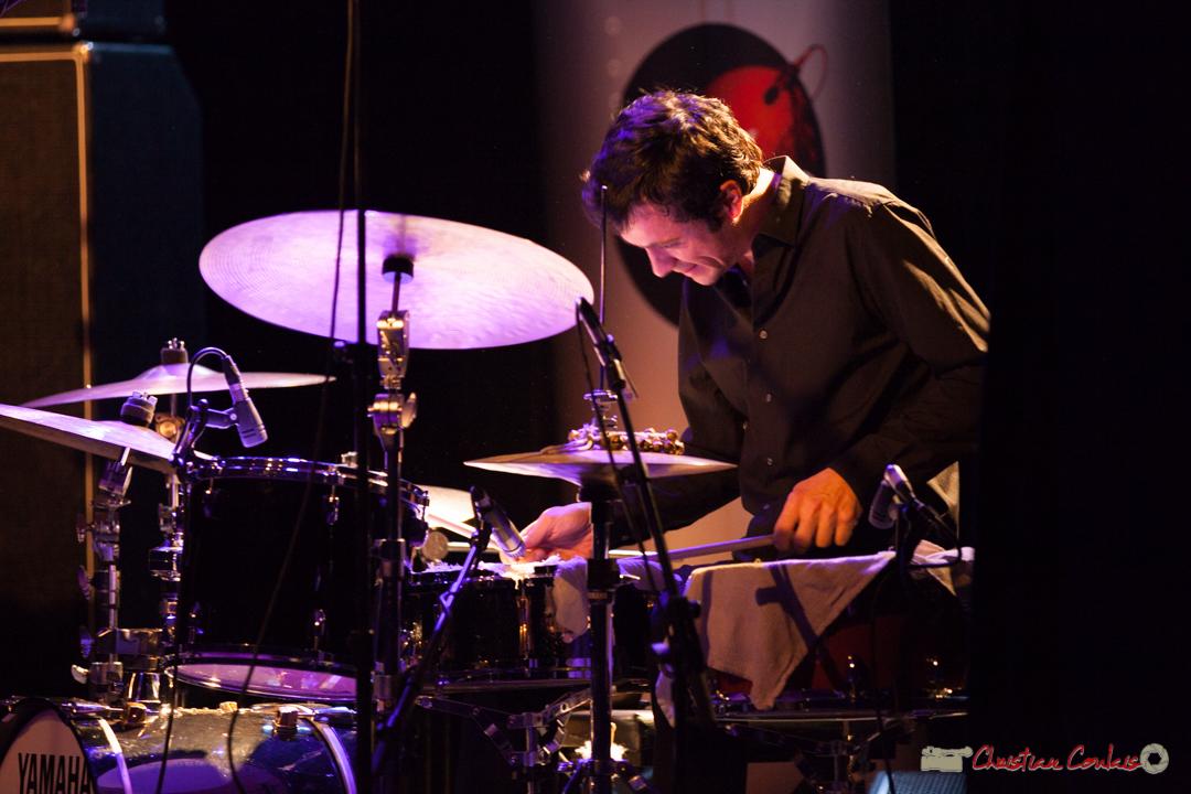 Frédéric Petitprez. Rémi Panossian RP3 Trio, Festival JAZZ360, Cénac 9 juin 2017