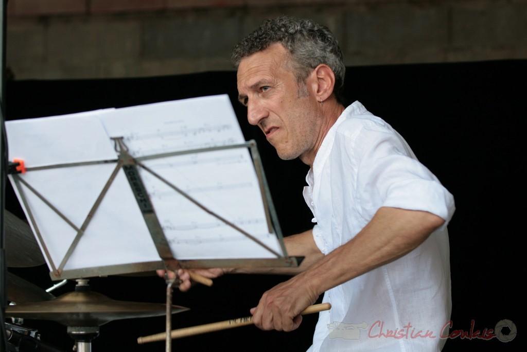 Iano Anzelmo; Florinda Piticchio & Balarm Quartet, Festival JAZZ360 2011, Cénac. 05/06/2011