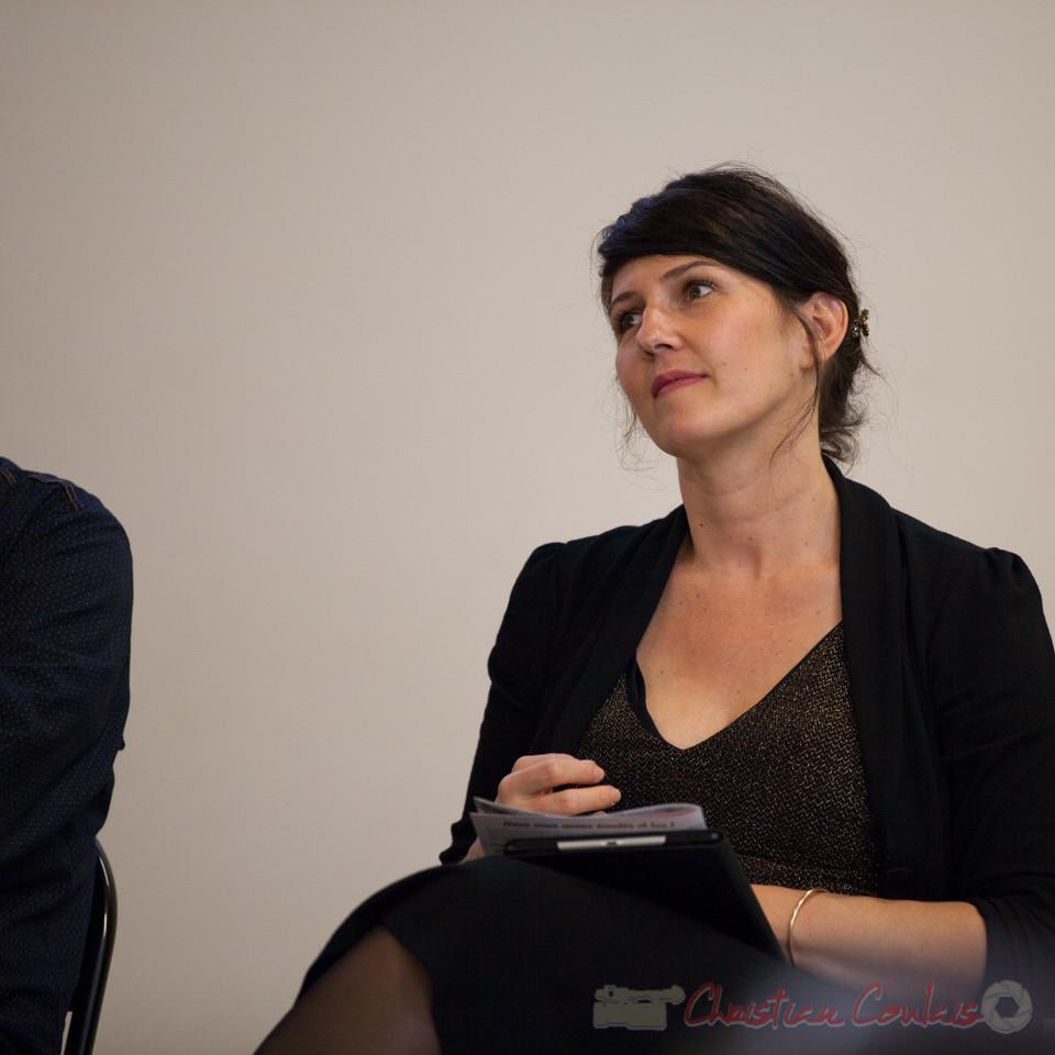 Anne-Laure Fabre-Nadler, Vice-présidente du Conseil départemental, en charge de la mobilité