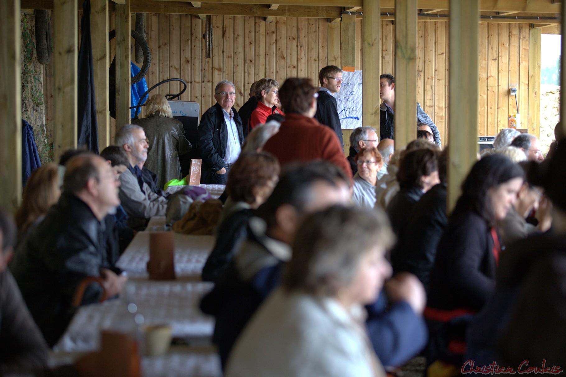 Festival JAZZ360 2012, on s'y abrite au Château Lestange à Quinsac