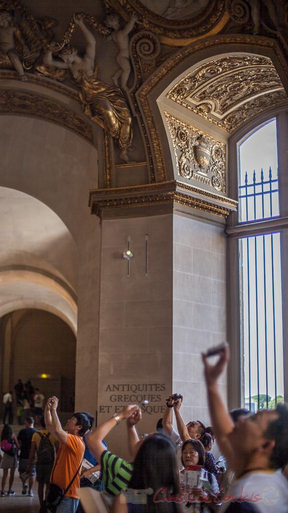 Appartements d'été d'Anne d'Autriche, Musée du Louvre
