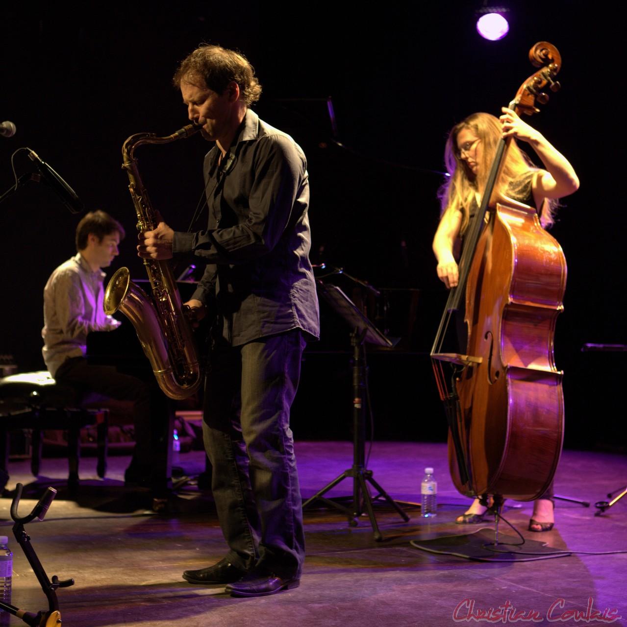 """Festival JAZZ360 2012, Frédéric Borey """"Lines"""" Quartet, Cénac"""