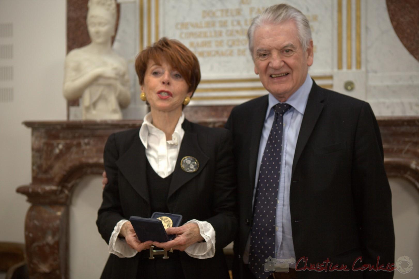 Françoise Guimon, Lignan de Bordeaux
