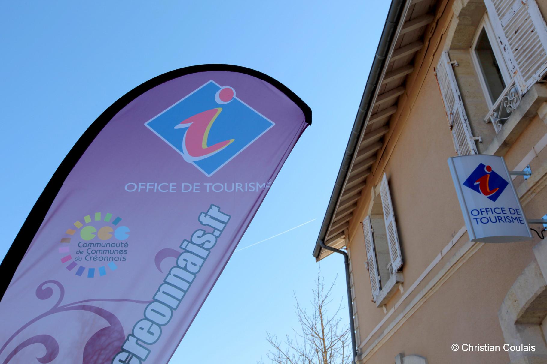 Office de Tourisme du Créonnais, ancienne gare, Créon