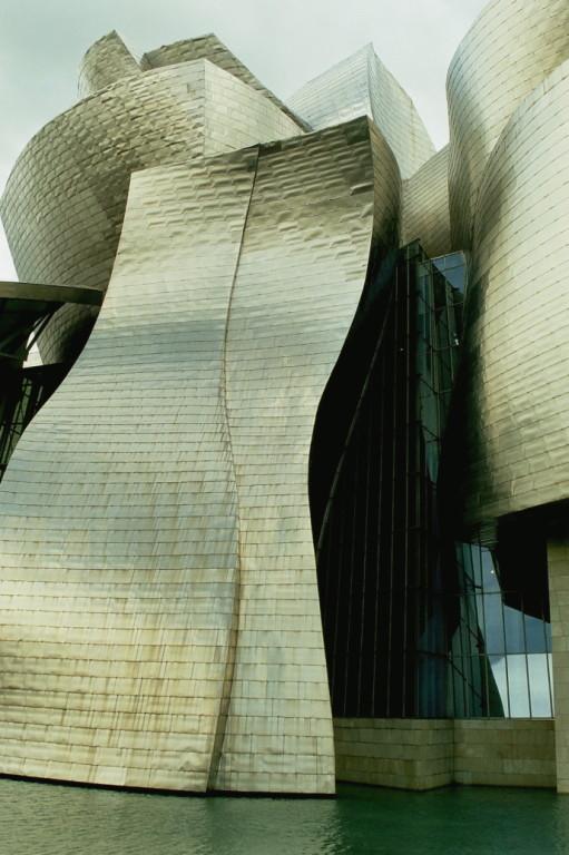 Musée Guggenheim à Bilbao, Espagne © C. Coulais