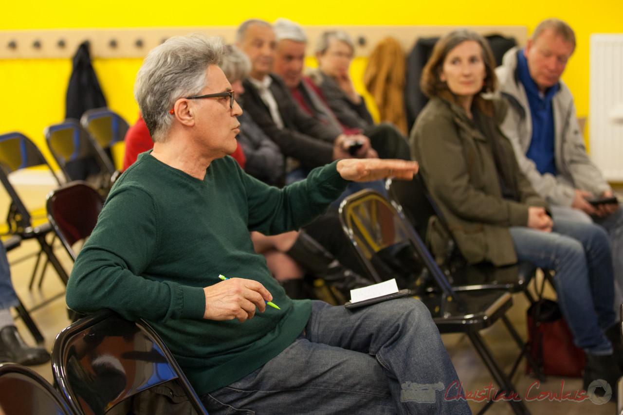 Constat de José Garcia, Président d'association de Saint-Caprais, sur la non information des citoyens sur la fusion des Communautés de Communes