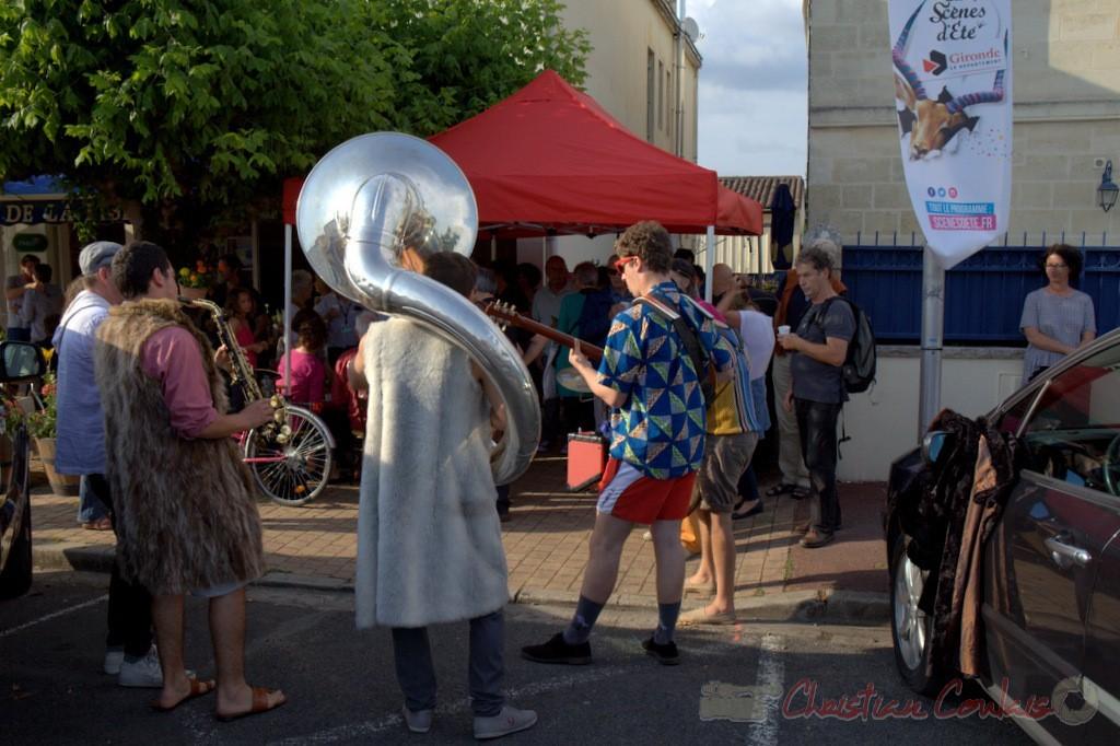 Festival JAZZ360 2015, Elephant Brass Machine