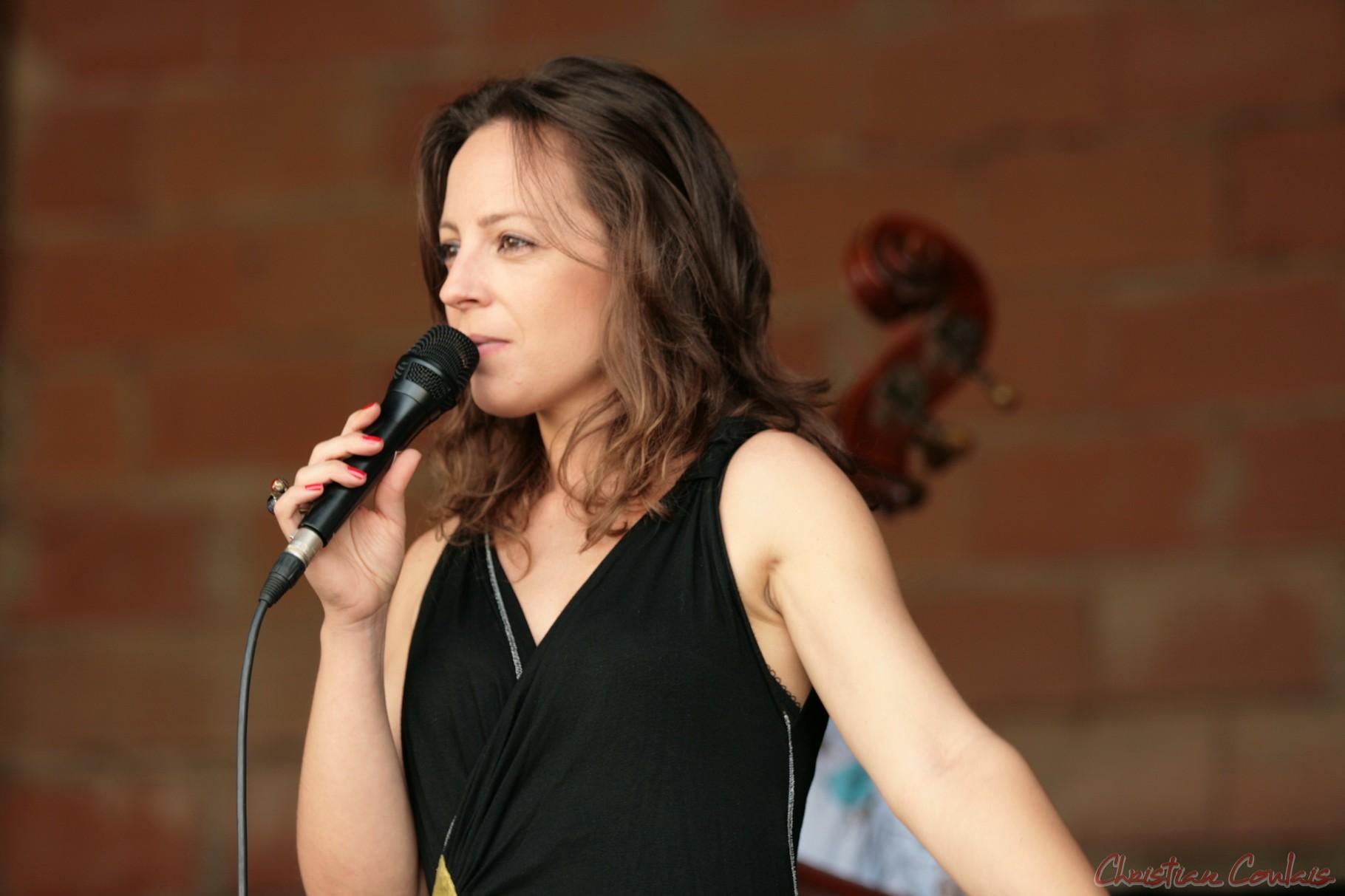 Festival JAZZ360 2011, Florinda Piticchio & Balarm Quartet, Cénac