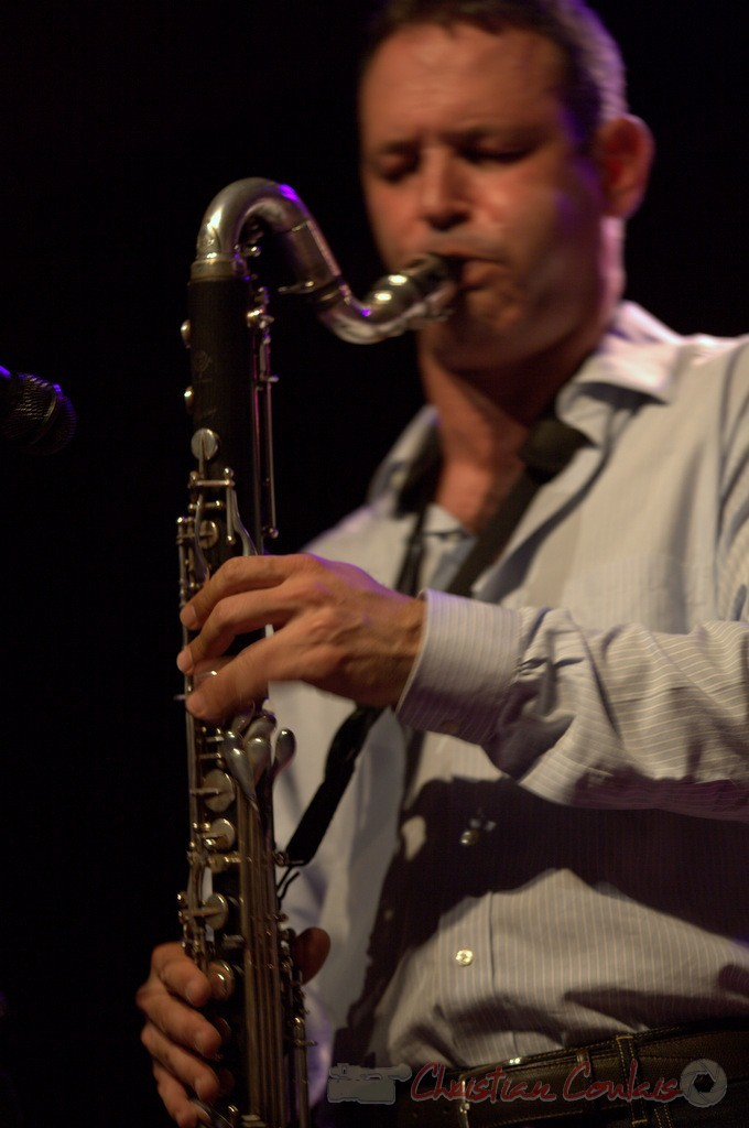 Festival JAZZ360 2015, Thomas Savy; Thomas Savy Quintet. Cénac, 13/06/2015