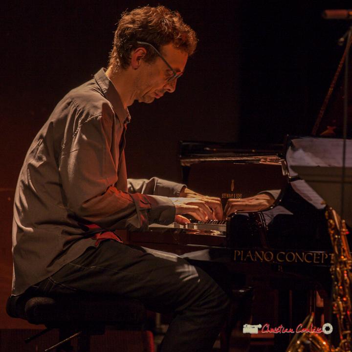 2 Pierre de Bethmann, pianiste & compositeur. Festival JAZZ360 2019, Cénac. 07/06/2019