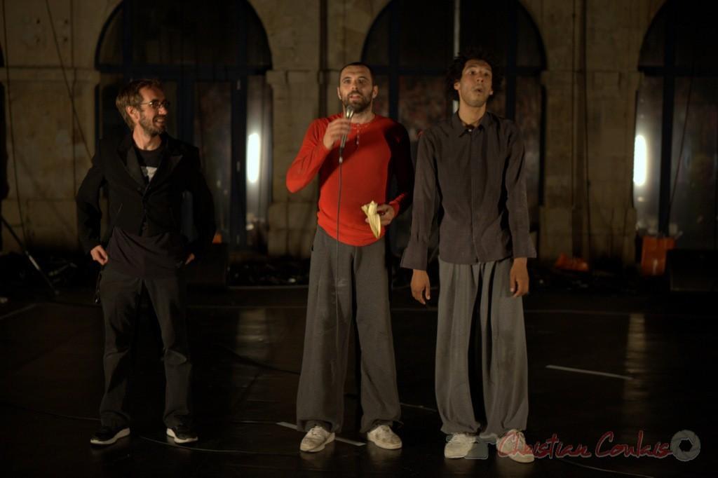 Compagnie Defracto, Fest'Arts 2015