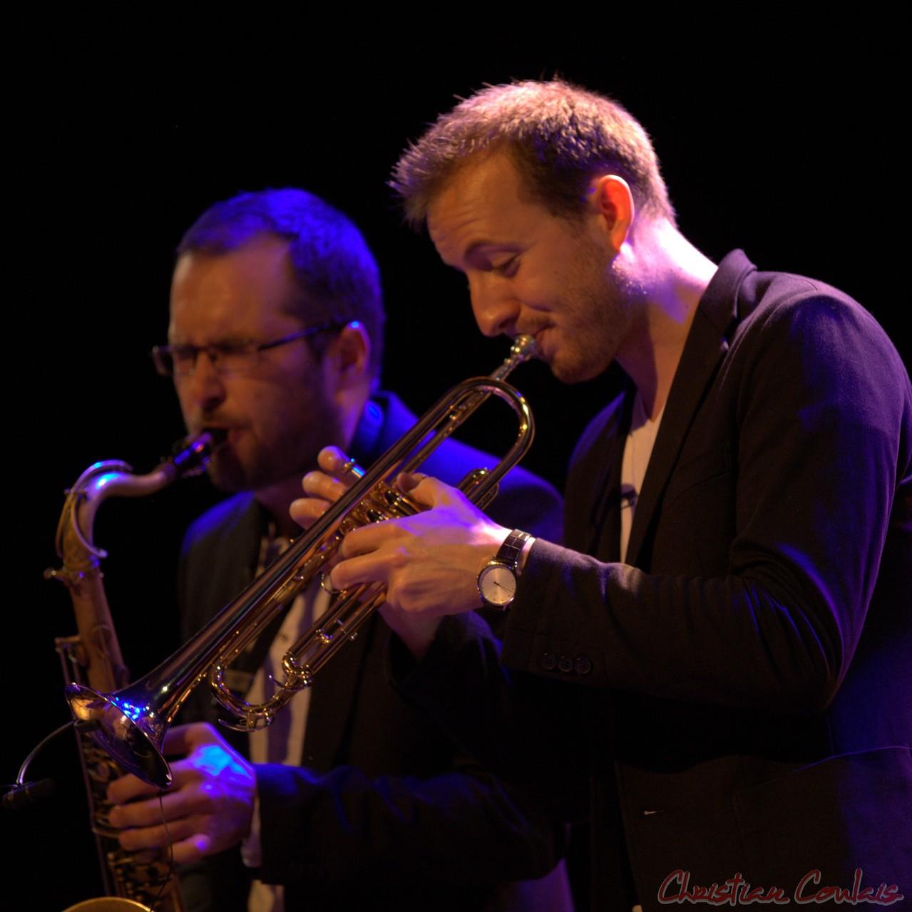 Festival JAZZ360 2013, Guillaume Gardey de Soos, Les Métropolitains, Cénac