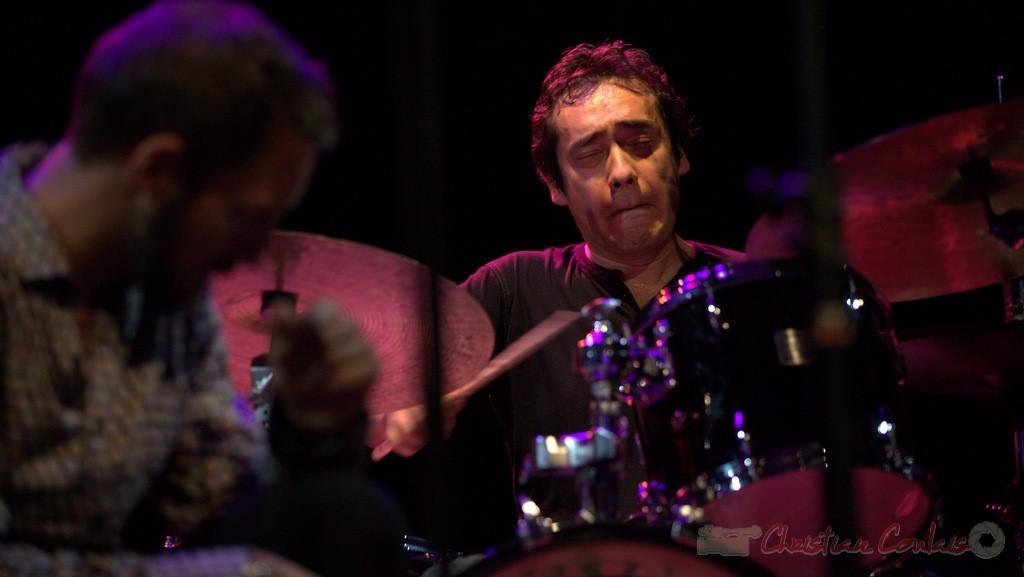 Festival JAZZ360 2015, Antoine Paganotti