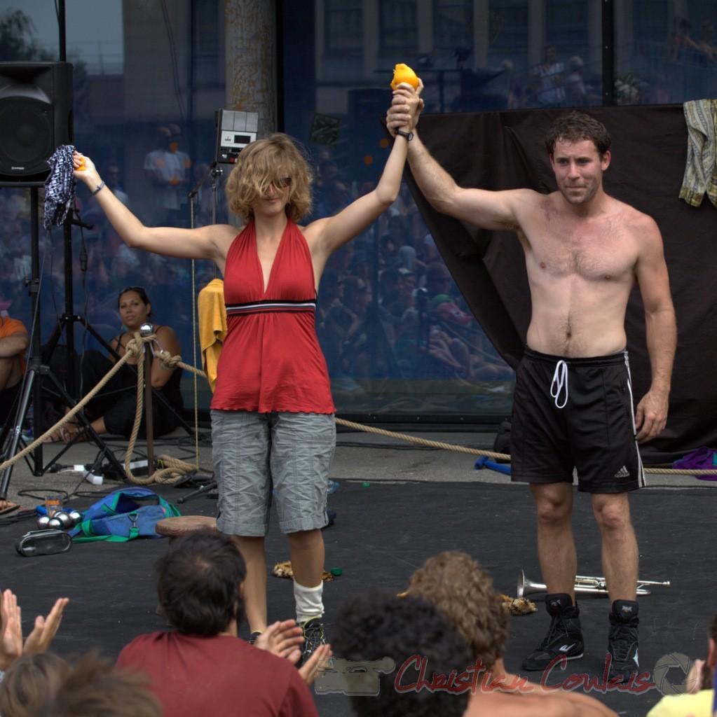"""Fest'Arts 2015, Compagie Toi d'abord, """"Gaspar"""""""